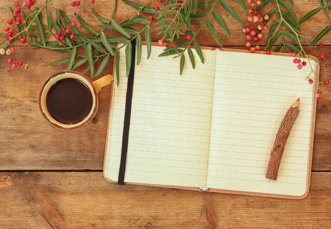 New Year's Journal