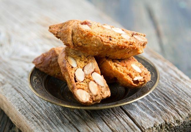 Chocolate Fondue Dippers - Biscotti